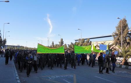 اعتراض کارگران معدن چادرملو ادامه دارد