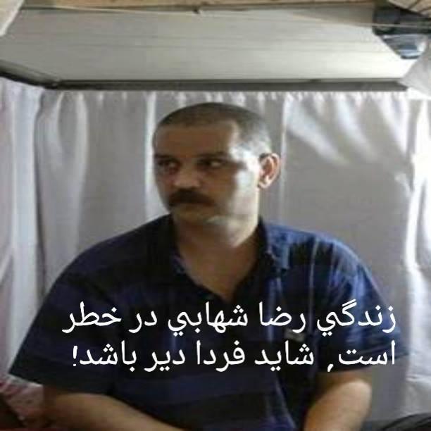 Bildresultat för رضا شهابی