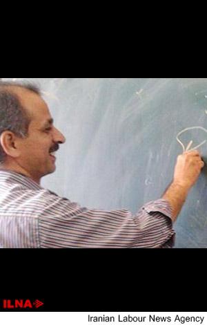 معلم مقتول بروجرد